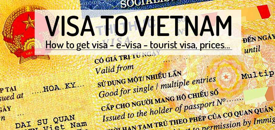 Application Form For Entry And Exit Visa Vietnam on