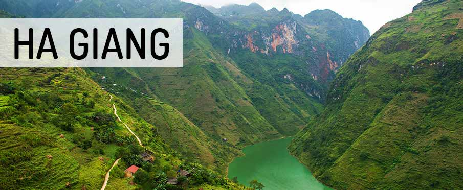 HA GIANG - Travel guide + Motorbike Loop