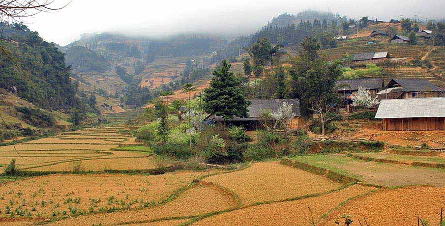 vietnam-bac-ha-village