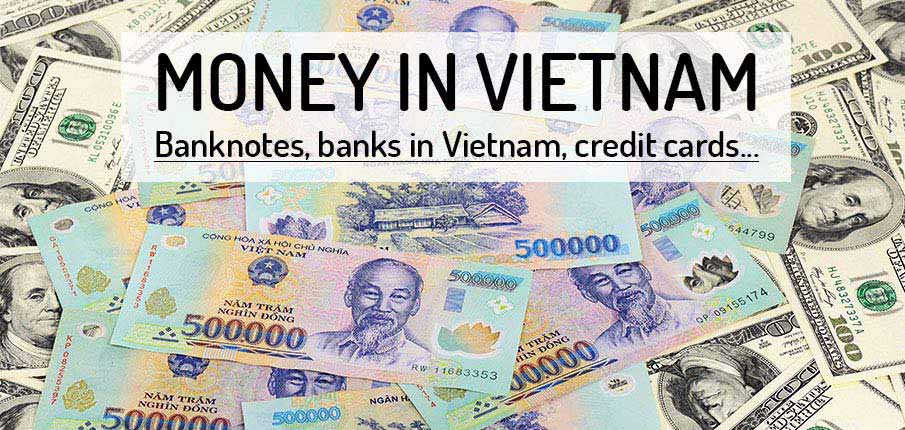 MONEY IN VIETNAM → Where to change → ATM 💰 | Northern Vietnam