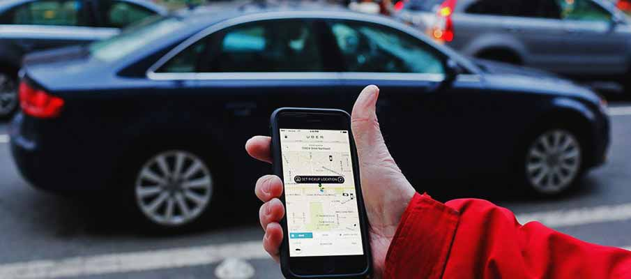 Is there UBER IN VIETNAM? → No  Use Grab or Go-Jek