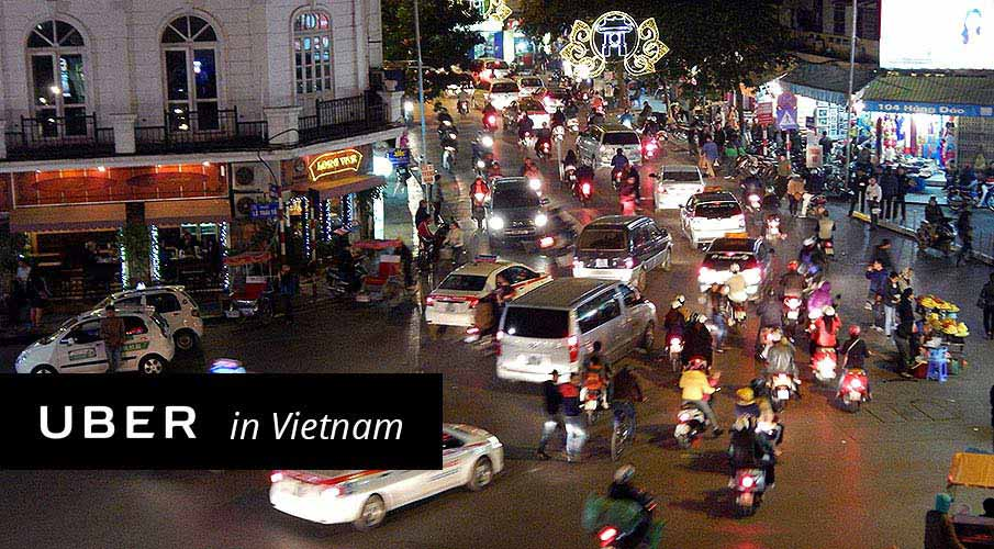Is There Uber In Vietnam No Use Grab Or Go Jek Northern Vietnam