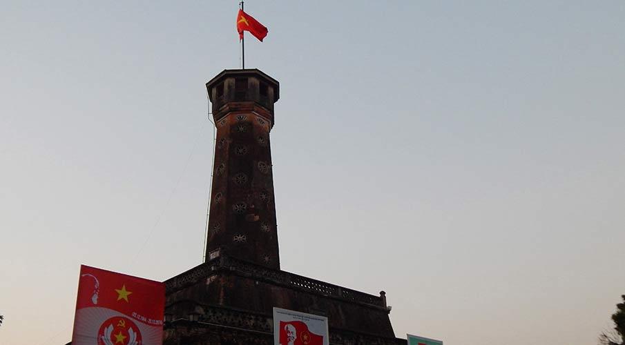 vietnam-thang-long-flag-tower