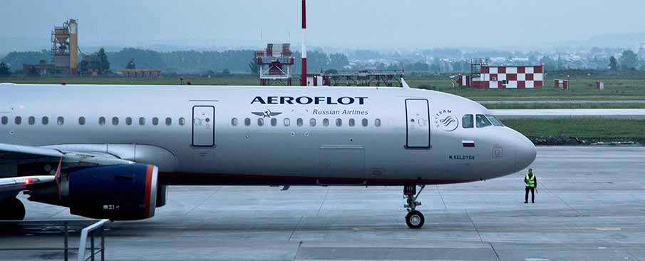 aeroflot-plane