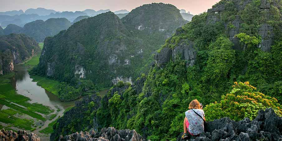 How To Travel From Hanoi To Ninh Binh Northern Vietnam