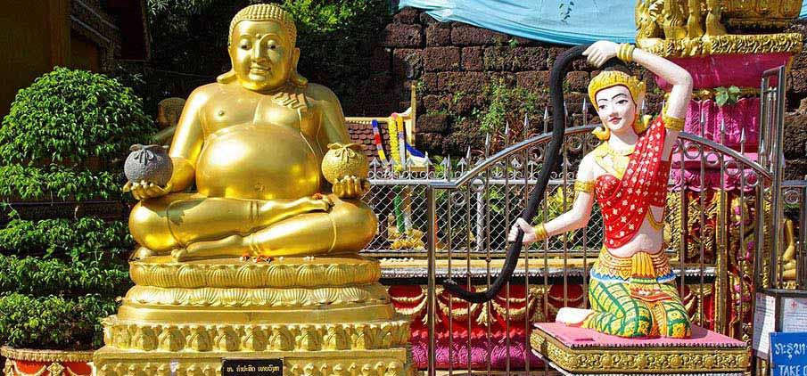 luang-prabang-laos-buddhist-statue