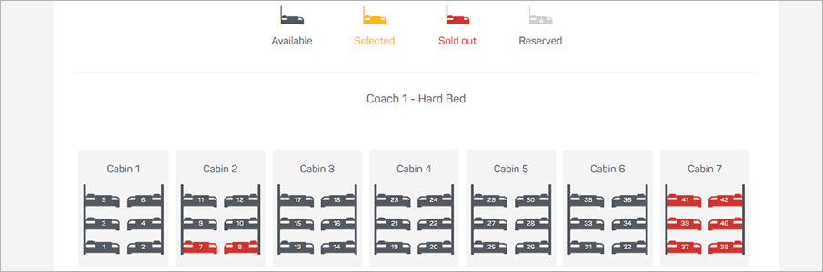 baolau-train-berth-selection-vietnam