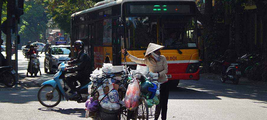 BusMap - Maps of the bus routes in Hanoi and Saigon