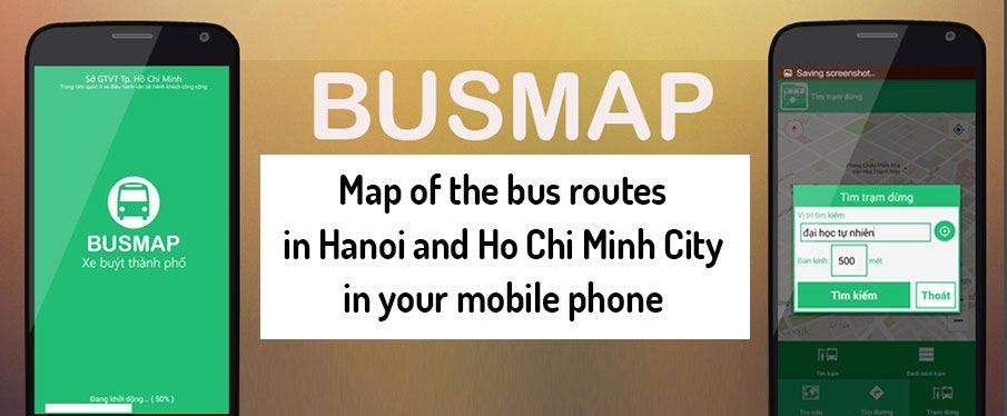 busmap-mobile-application