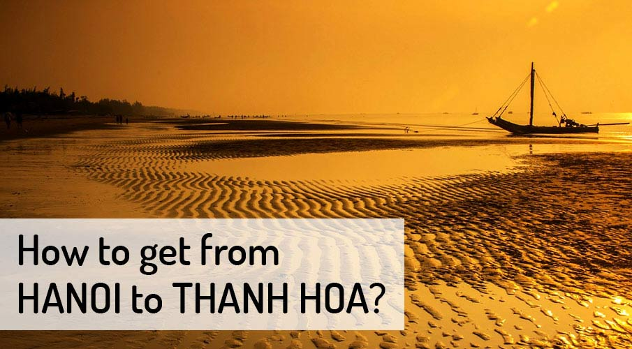 How to get from Hanoi to Tan Hoa