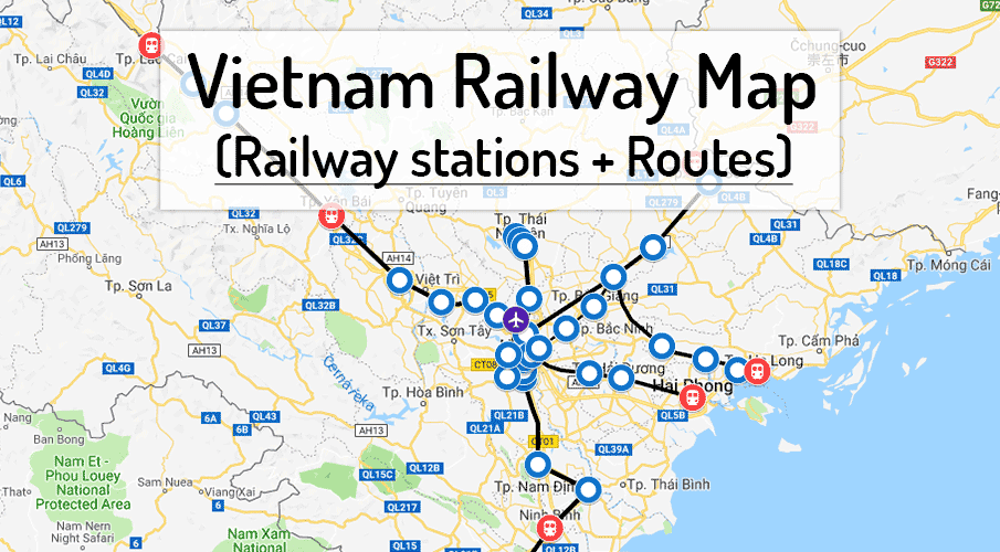 VIETNAM RAILWAY MAP → Stations + Routes (2019 ... on dien bien phu map, shanghai map, jakarta map, quang nam province map, vietnam map, ho chi minh city map, java sea map, gulf of tonkin map, manila map, hue map, red river map, cambodia map, seoul map, bangkok map, guam map, vientiane map, bien hoa map, hanoi map, rangoon map, da nang map,
