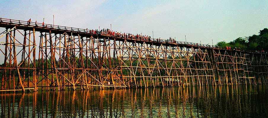 Sangkhlaburi-Mon-bridge-kanchanaburi