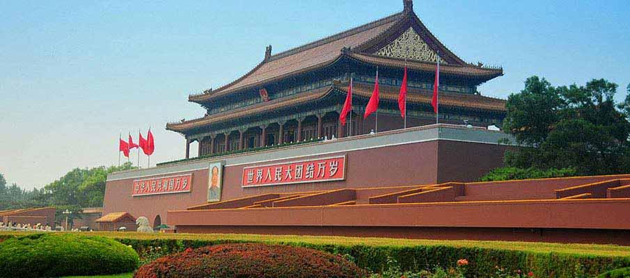 Tiananmen-Tower-square-china