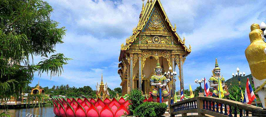 Wat-Plai-Laem-Temple-Koh-Samui
