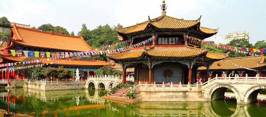 Yuantong-Temple-Kunming-China