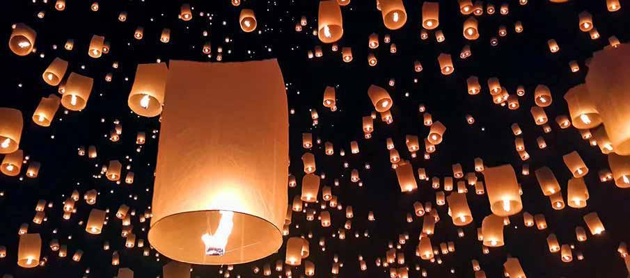 chiang-mai-thailand-Yi-Peng-Lantern-Festival