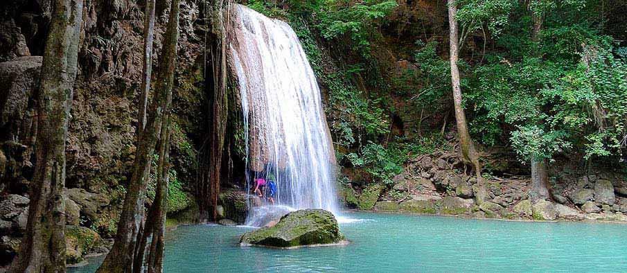 erawan-waterfall-kanchanaburi-thailand