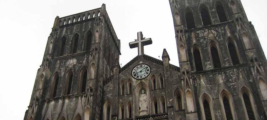 hanoi-vietnam-joseph-cathedral
