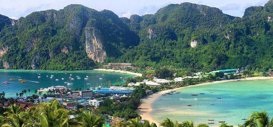 How To Get From Bangkok To Koh Phi Phi Northern Vietnam