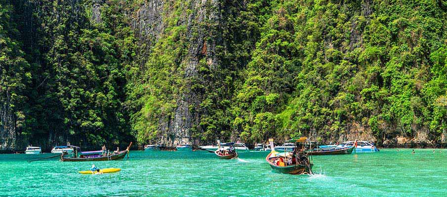 How To Get To Phi Phi Island From Bangkok