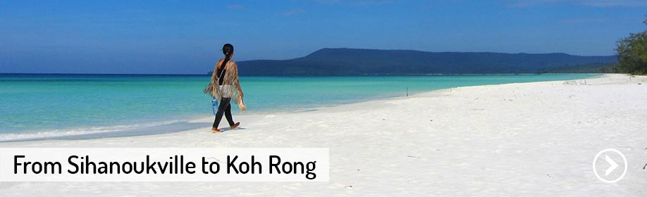 how to get to koh rong from singapore