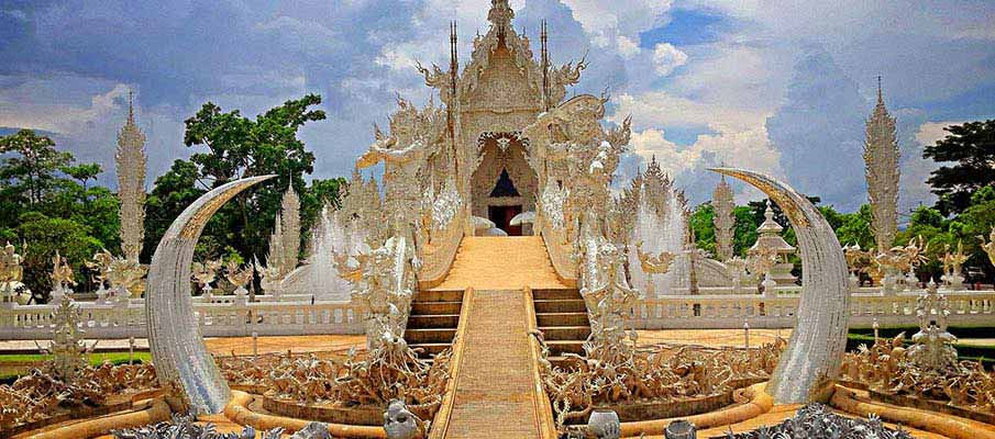 How To Get From Ho Chi Minh City To Chiang Rai Northern