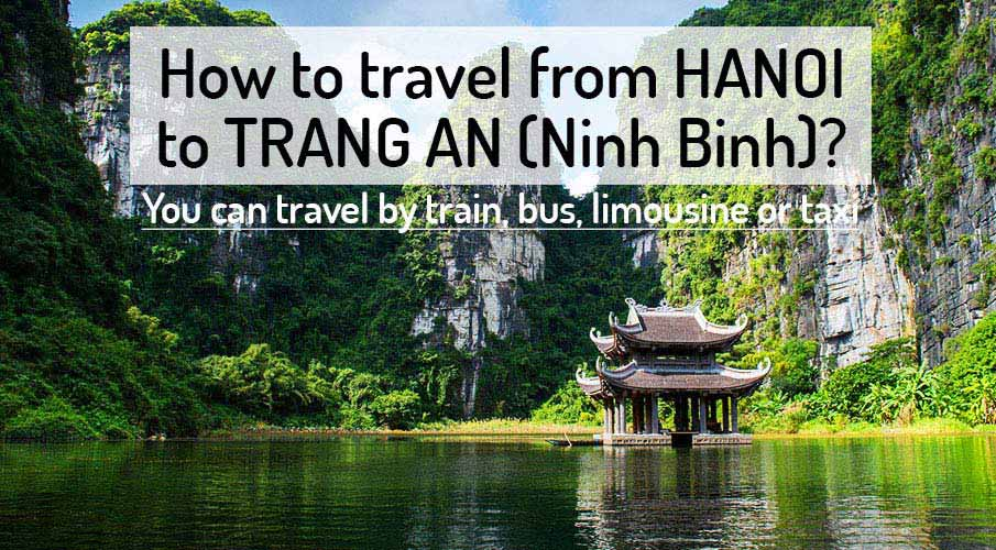 How to get from Hanoi to Trang An Complex