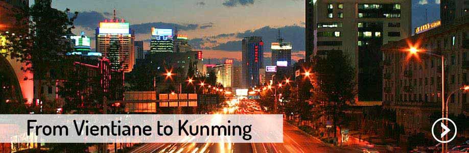 vientiane-kunming-china