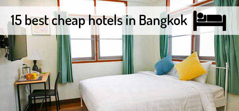 Cheap Hotels In Sukhumvit