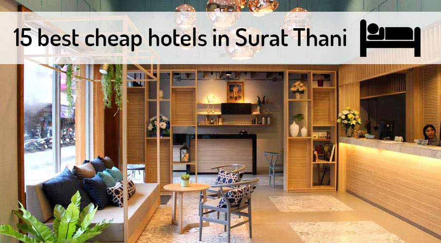 best-cheap-hotels-surat-thani