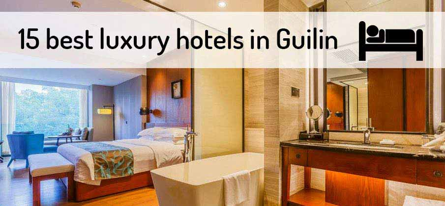Guilin In China Has A Lot Of Very Good 5 Star Luxury Hotels And Resorts