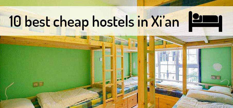 best-cheap-hostels-xian-china