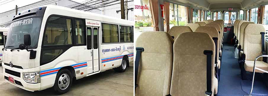 bus-express-triplet-bangkok-koh-chang