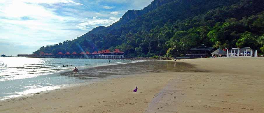 langkawi-beach