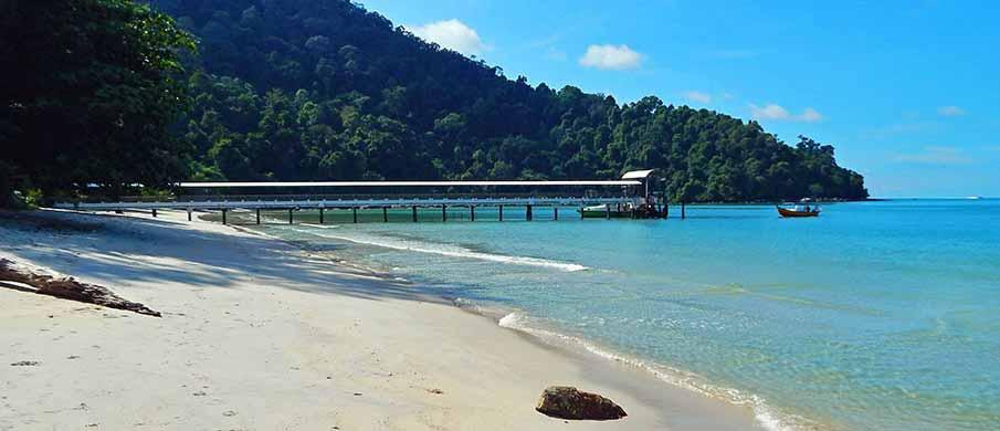 penang-national-park-beach