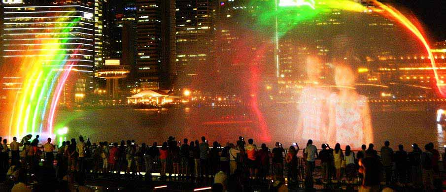 singapore-laser-show