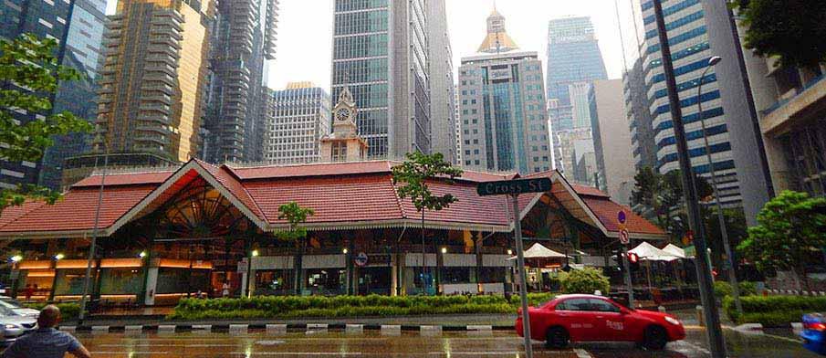 singapore-skyscrapers