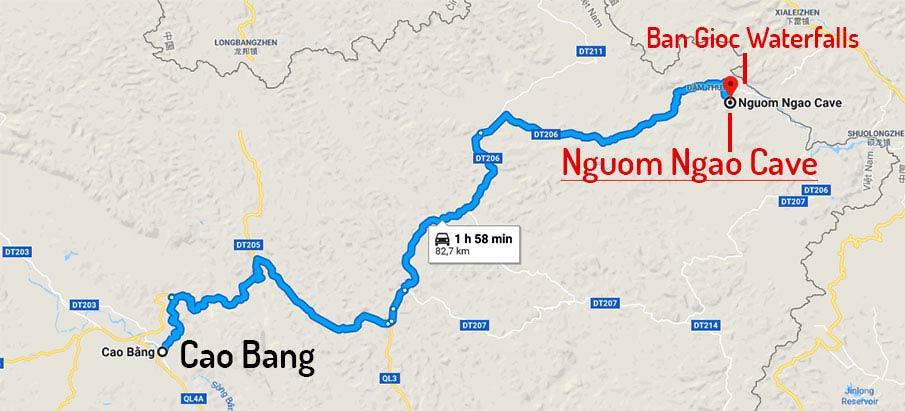 nguom-ngao-cave-map-cao-bang