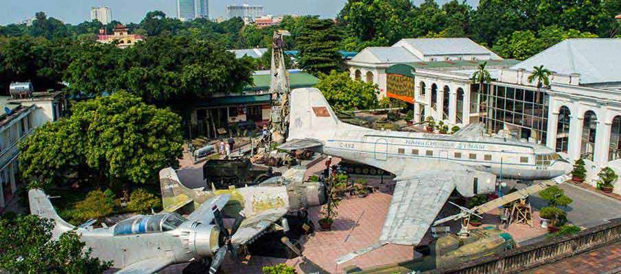 Vietnam-Military-History-Museum-Hanoi