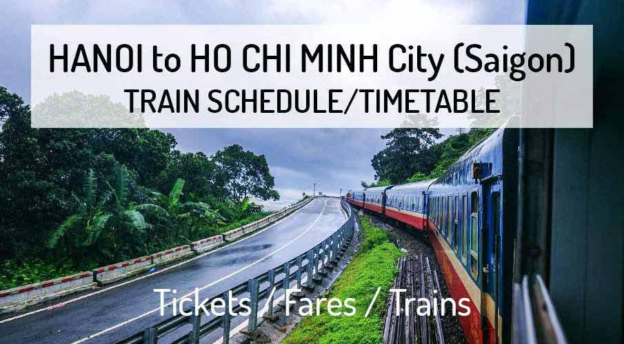 hanoi-saigon-train-schedule