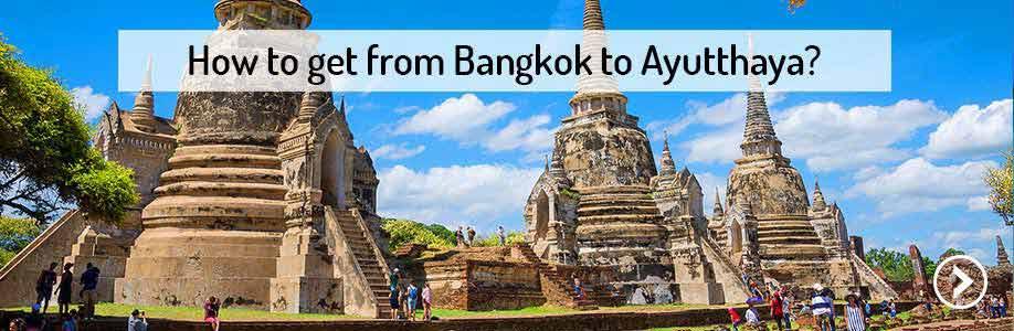 bangkok-ayutthaya-transport