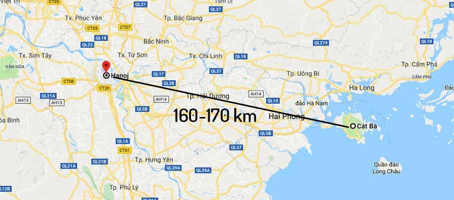 route-map-cat-ba-island-hanoi