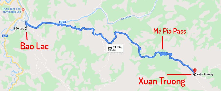 bao-lac-me-pia-xuan-truong-route-map