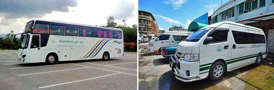 van-bus-surat-thani-to-koh-lanta