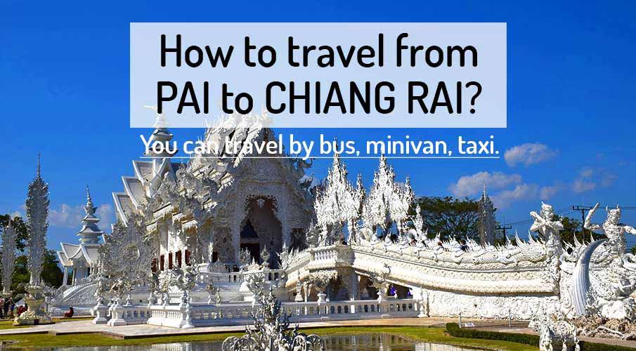 pai-to-chiang-rai-transport
