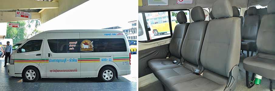 van-bus-kanchanaburi-to-hua-hin