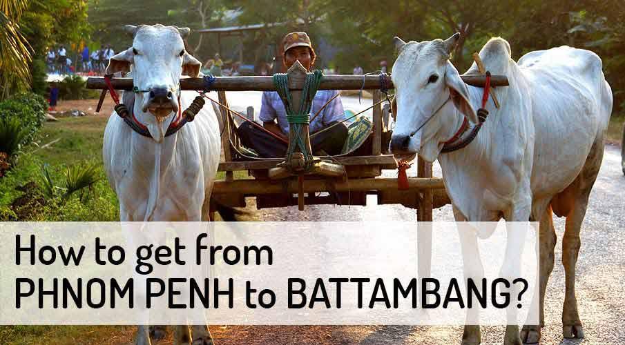 How to get from Phnom Penh to Battambang