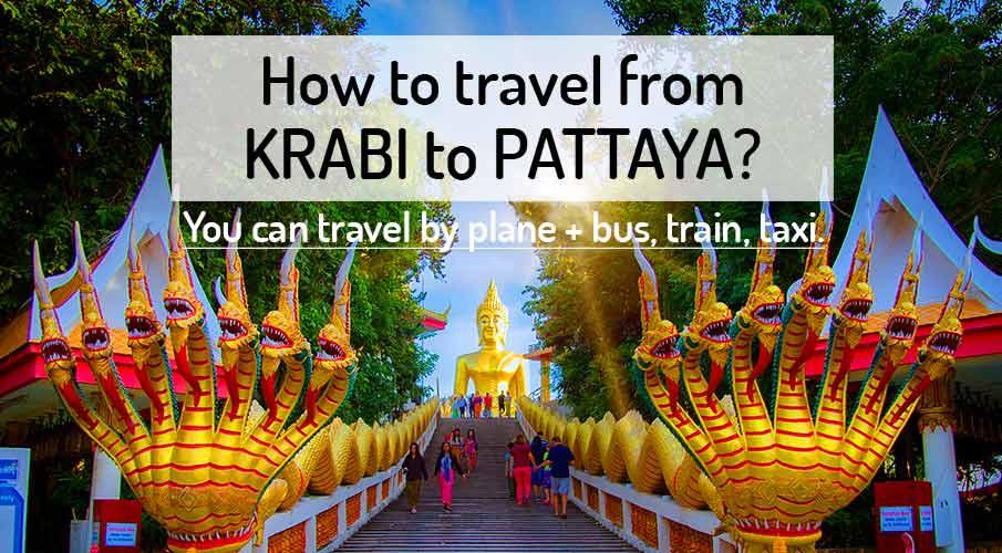 krabi-to-pattaya-transport