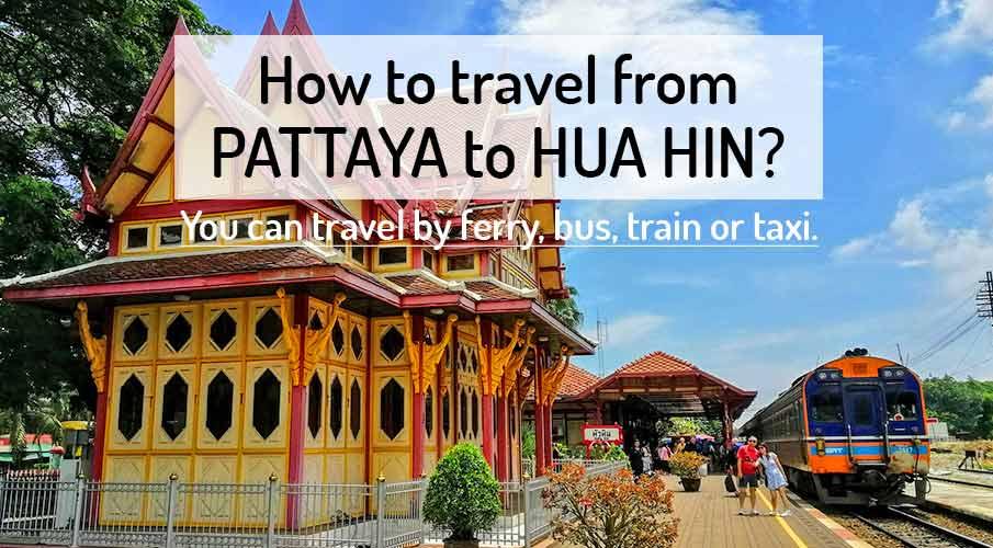 pattaya-to-hua-hin-transport