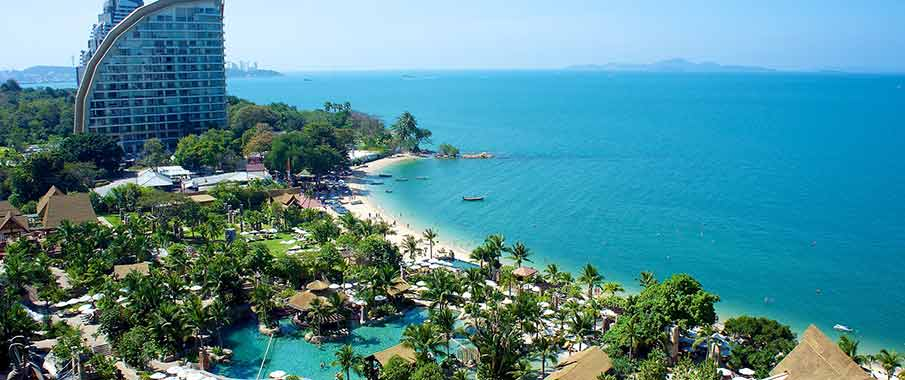 pattaya-tourist-resort-beach